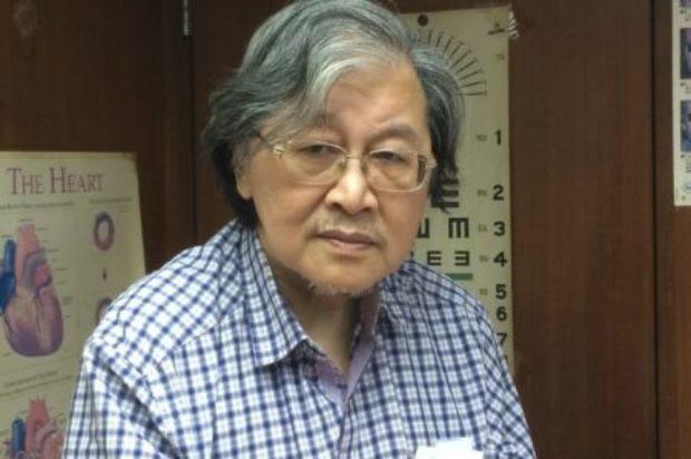 Medical veteran Gabriel Choi: CY, you get out!
