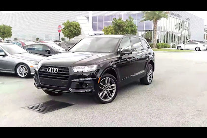 2018 Audi Q7 Black Optic Package For Sale