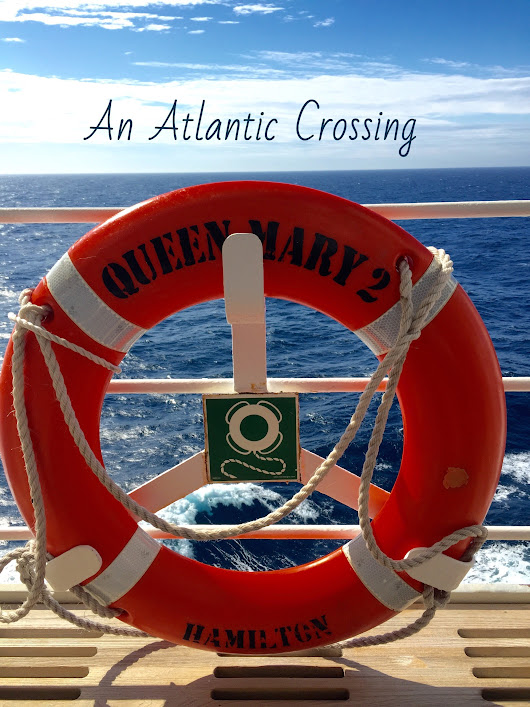 Queen Mary 2: The Crossing with Kids - Dutch Dutch Goose