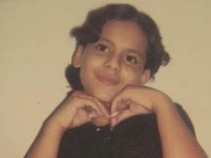 Adolescente assassinada em Praia Grande, SP (Foto: Reprodução/TV Tribuna)