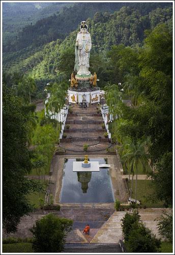 Guan Im at Wat Bang Riang