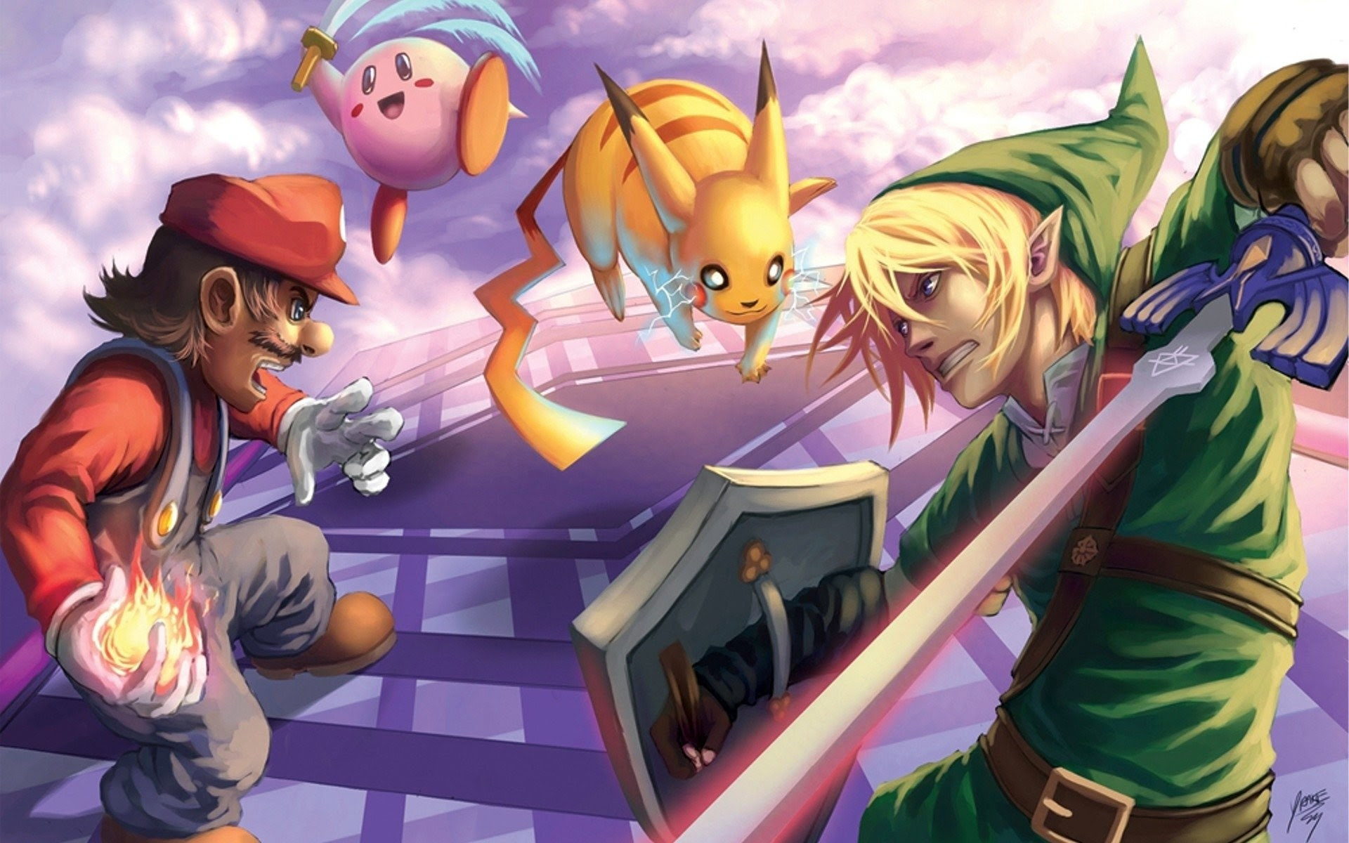 Super Smash Bros Melee Wallpaper 73 Images