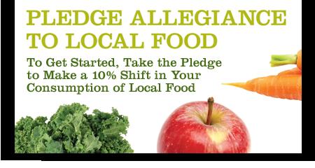Local Food Pledge