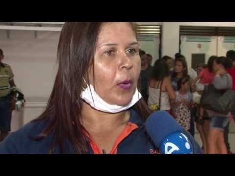Conheça a historia da única condutora mulher do Samu na Paraíba