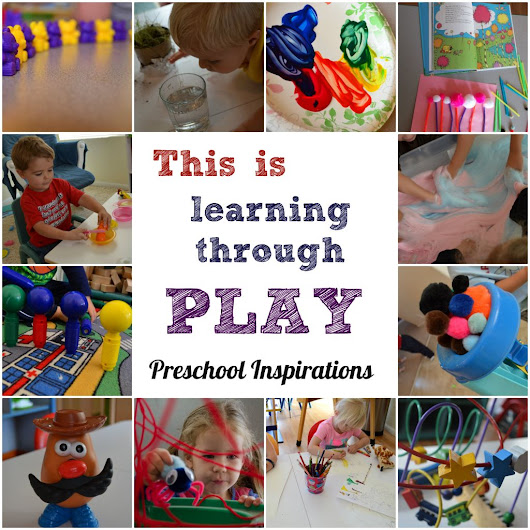 Play-Based Learning: Why it Matters - Preschool Inspirations