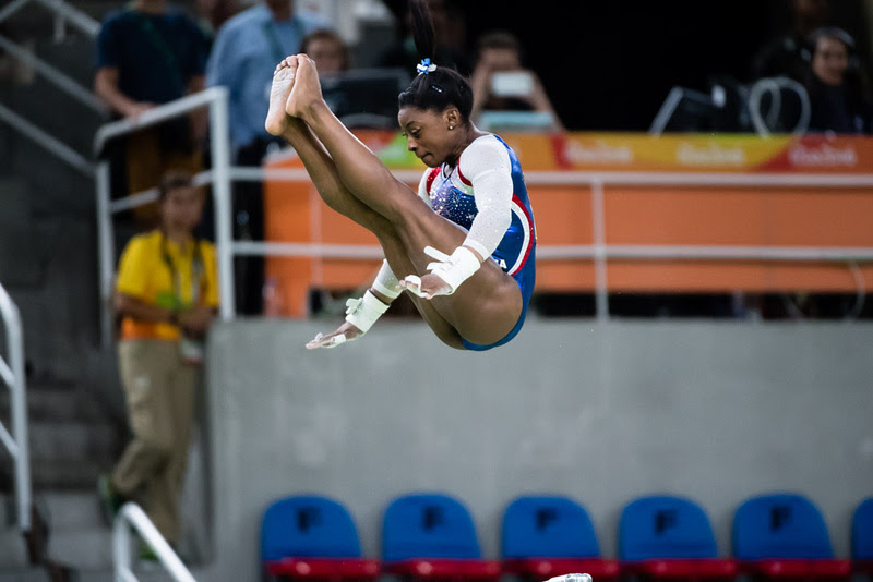 USA Gymnastics: Aug. 11 - Women's All-Around Final &emdash; Simone Biles