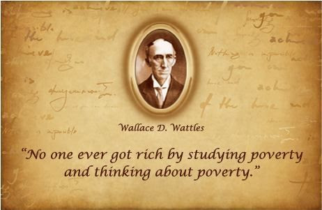 Wallace D Wattles The Science Of Getting Rich Annotated Summary