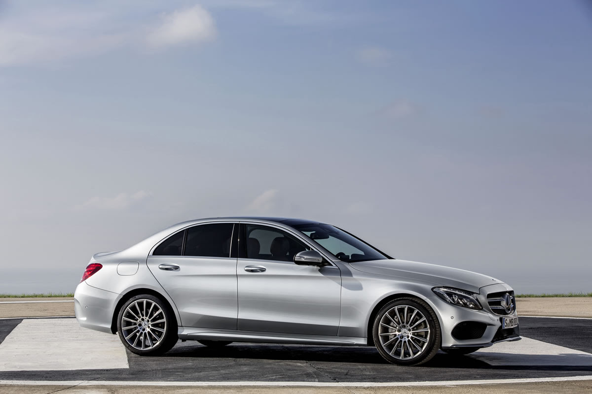 2015 Mercedes C450 AMG Sport Variant Planned After the C400