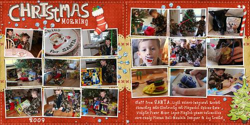 Christmas Day (morning 1)