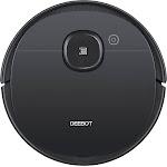 ECOVACS Robotics - DEEBOT OZMO 950 Wi-Fi Connected Robot Vacuum & Mop - Black