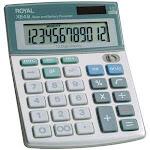Royal Compact Desktop Solar 12-Digit Calculator 29306S