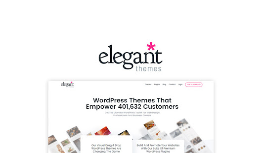 Elegant Themes Black Friday 2017 - 25% Discount [LIVE]