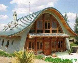 Casas de madera prefabricadas como son las casas - Casas de madera ecologicas espana ...