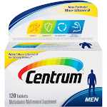 Centrum Multivitamin/Multimineral Supplement for Men, Tablets - 120 count