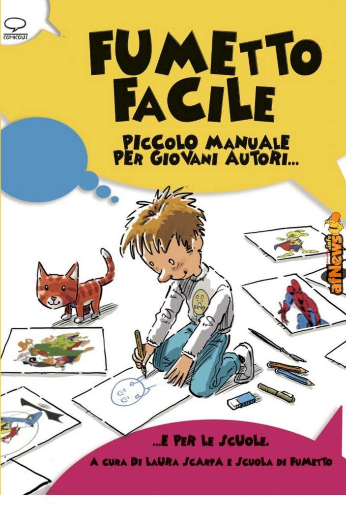 Fumetto Facile, manuale per giovani autori!