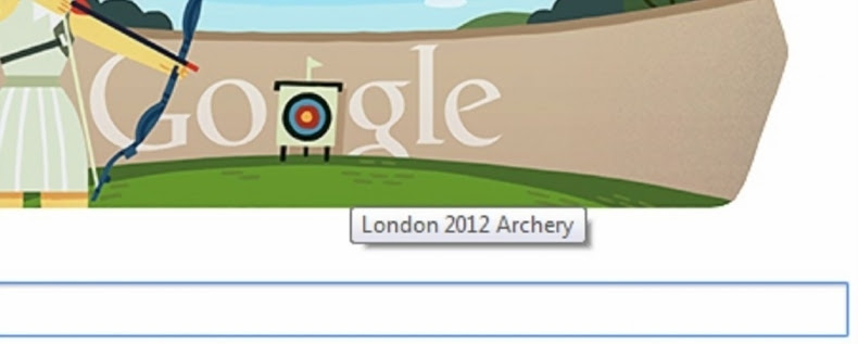 2012 London Olympics: Google Doodle Celebrates Day 2 of ...
