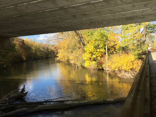 Ann Arbor-Ypsilanti, Michigan, area Fall activites and color trails | Parish House Inn blog