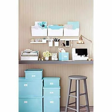 Visual organizing tips staples