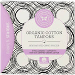 The Honest Company Cotton Tampon - Plant Based - Plus - 16 count