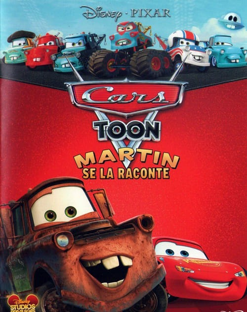 Film Cars Toon : Martin se la raconte (2008) En Streaming ...