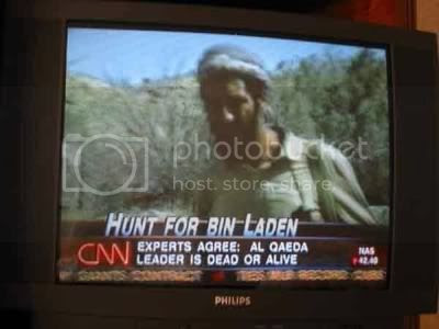 NEWSFLASH: bin'Laden is Dead or Alive
