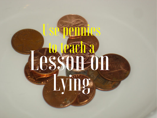 Lesson on Lying - PastorRonBrooks