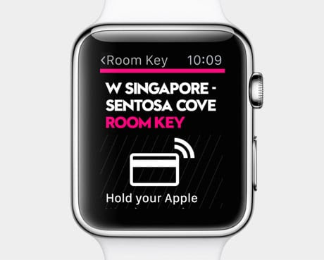 Apple demonstrates smartwatch keys and payments • NFC World+