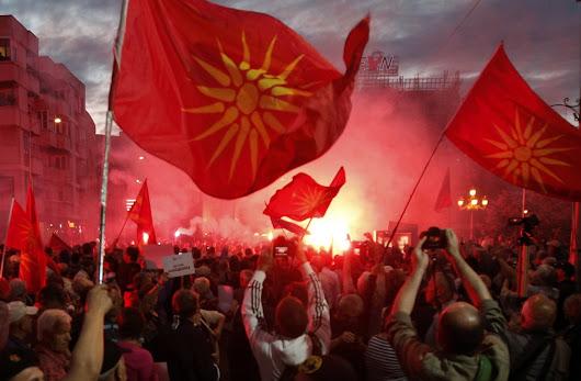 Moscow Pushes to Derail Macedonia's NATO Membership - Jamestown