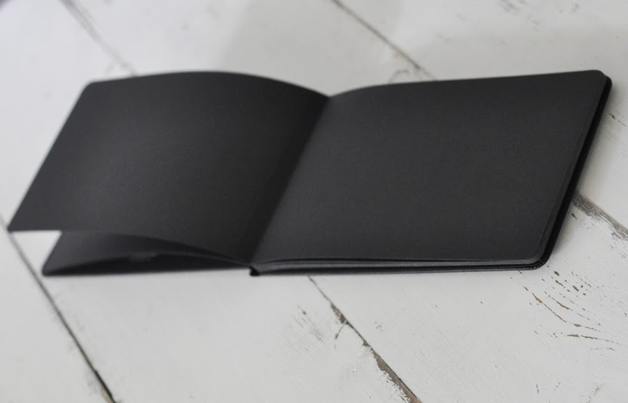 Moleskine Black Page Album For The Iconic Creator By Blue Sky Papers