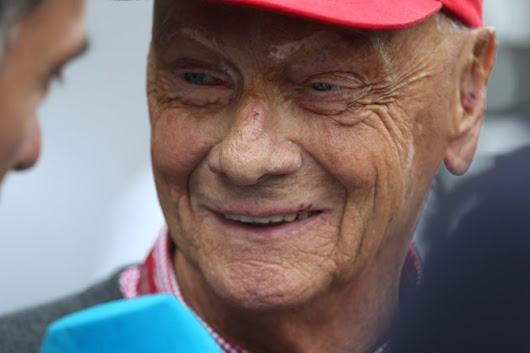 Lauda, tv in terapia intensiva per seguire i GP - Formula 1 - Motorsport