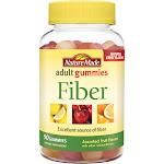 Nature Made Fiber, 6 g, Gummies, Assorted Fruit Flavors - 90 gummies