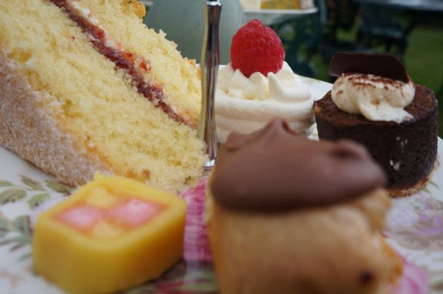 Review: Gentleman's Tea At Dorothy Clive Gardens