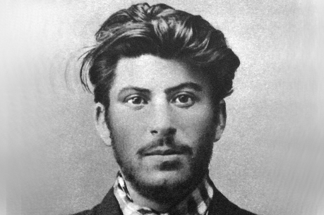 Historical documents: the poetry of Joseph Stalin