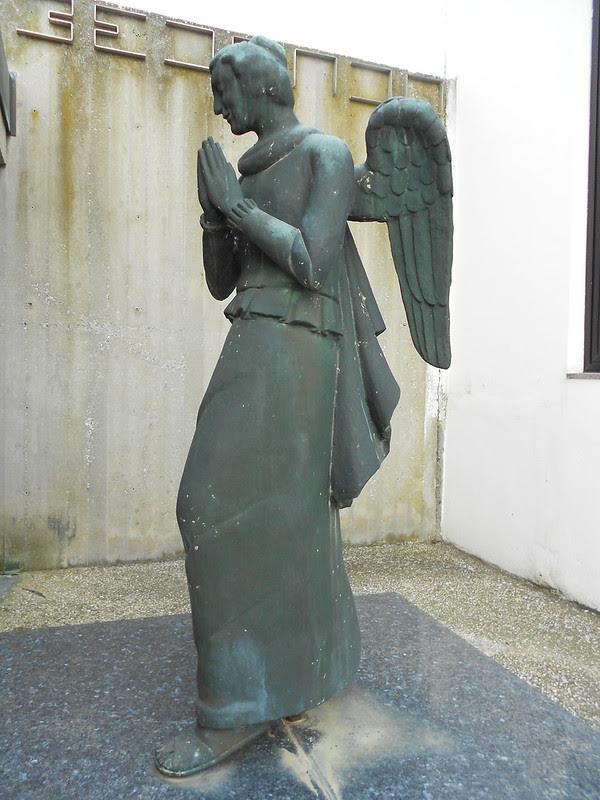 angelo, tomba Bedendo, Virgilio Milani, Grignano Polesine