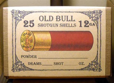 shotgunshellboxes.com   Custom made Inkjet Shotgun Shell Boxes