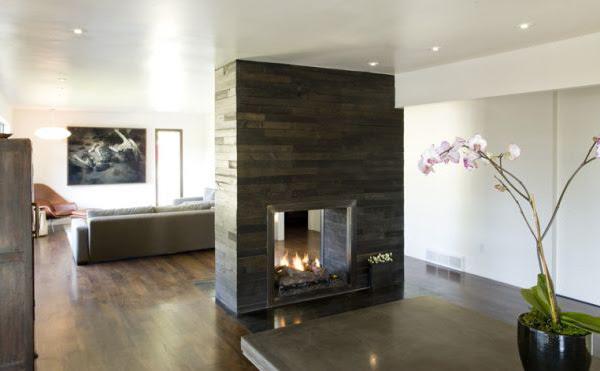 Modern design house in Utah