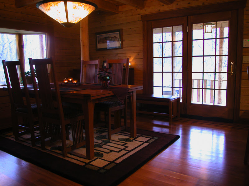 Craftsman Style Interior Design | Interior Beauty