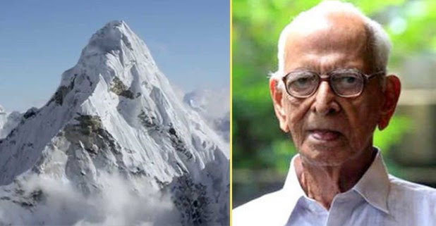 This 99-YO trekker is ready to give us adventures goals with 29 trips to Himalayas
