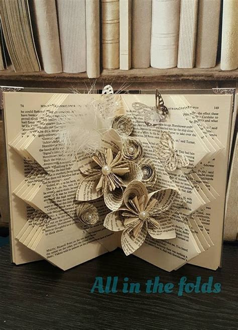How to make That Thursday fold Book art pattern by All in