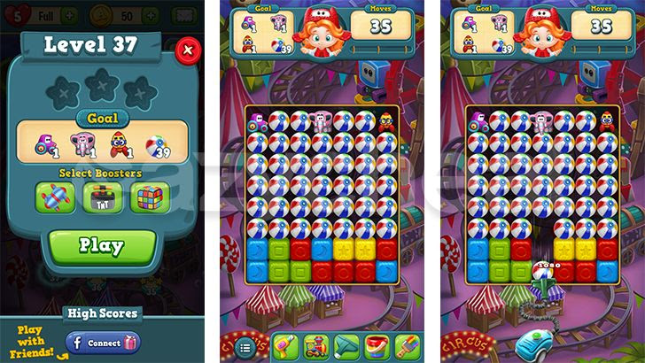 Toy Blast Unlimited Boosters