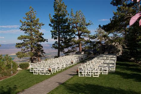 Destination Wedding Venue   Lake Tahoe, CA, The Ridge