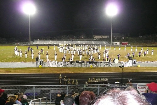 Elizabethton High School (Betsy) Band. Tennessee State Division II Marching Band Championship at Independence High School (Thompson's Station,