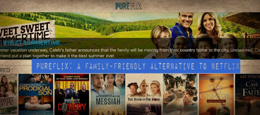 Review: PureFlix Streaming