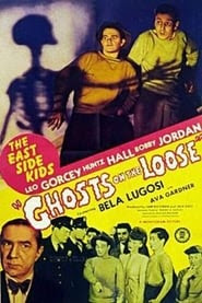 Ghosts on the Loose Ver Descargar Películas en Streaming Gratis en Español