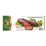 SABAH Beef Smoked Albanian Style Sausage (Albanski Sudzuk)