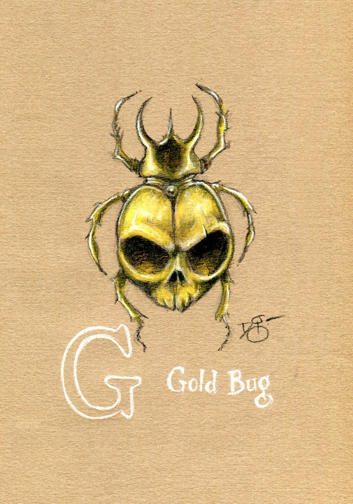 Resultado de imagen de the gold bug tumblr