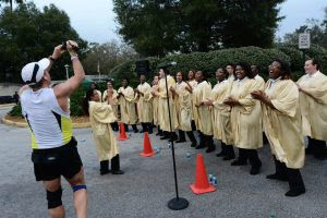gospel choir at epcot