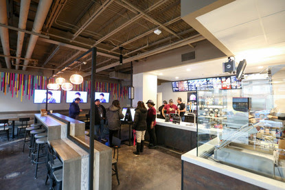 The Dmvs First Taco Bell Cantina Is Finally Here Dc Refined