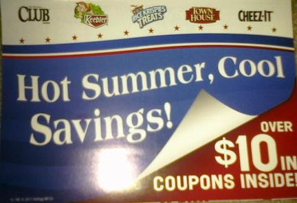 hot summer cool savings A Couple Of New Booklets