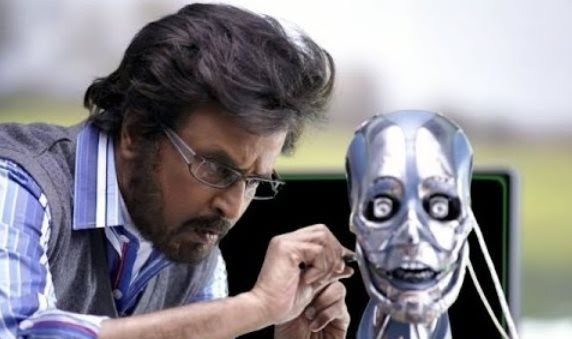 Enthiran 2 pre-production started